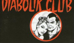 A 4123 - Tessera, Diabolik - Other Collections