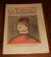 Le Pèlerin. N°3043. 21 Juillet 1935. Le R.P. Jean Mohamed Ben Abd El Jahil Converti De L'islamisme Au Catholicisme. - Livres, BD, Revues