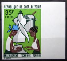 COTE D'IVOIRE               N° 353     Non Dentelé                  NEUF** - Côte D'Ivoire (1960-...)