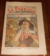 Le Pèlerin. N°3102. 6 Septembre 1936. Au Pays De Béziers. Le Père De Foucauld Ermite Du Sahara. Espagne 1936. - Livres, BD, Revues