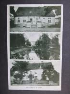 AK GROSS TINZ A.d.Lohe Ca.1940 Tyniec Nad Sleza Gasthaus /// D*19586 - Schlesien