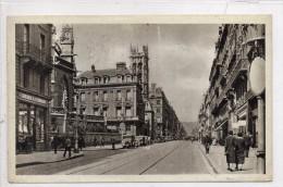 76 - ROUEN - Rue Jeanne D'Arc - L'Abside De L'Eglise Saint Vincent Et Tours Saint Laurent - Rouen