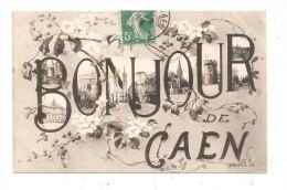 Bonjour  De Caen--(B.1331) - Caen