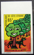 COTE D'IVOIRE               N° 404     Non Dentelé                  NEUF** - Côte D'Ivoire (1960-...)