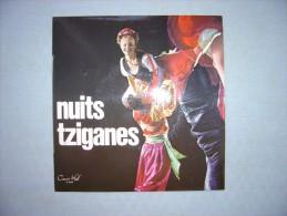 Vinyle---Nuits Tziganes (45t) - Country Et Folk