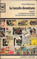 """la BANDE DESSINEE""-Gérard BLANCHARD-Marabout Université -1969-BE - Presseunterlagen"