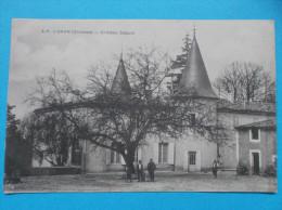 33 : LIGNAN : CHATEAU SEGUIN : C.P.A. Carte En Très Bon état ,   Animée - Altri Comuni