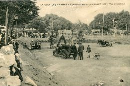 V1670 Cpa 87  Limoges - La Clef Des Champs, Kermesse Des 3 Et 4 Juillet 1909 - Limoges