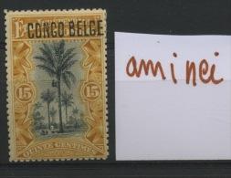 32  *  Surcharge Bruxelles ?    Petit Aminci - 1894-1923 Mols: Nuovi