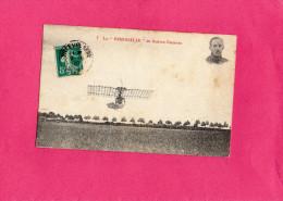 """CPA - La """"DEMOISELLE"""" De Santos Dumont - Flieger"""