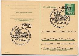 WAPPEN KÖTHEN  1960 Au DDR  Postkarte P68 - Briefe U. Dokumente
