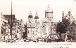 AMSTERDAM - O.Z Voorburgwal En St. Nicolaaskerk - - Amsterdam