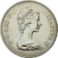 Monnaie, Grande-Bretagne, Elizabeth II, 25 New Pence, 1972, SUP+, Copper-nickel - 1971-… : Monnaies Décimales