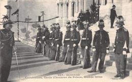MONACO - Carabiniers, Garde D'honneur Du Prince, Grande Tenue - Monte-Carlo