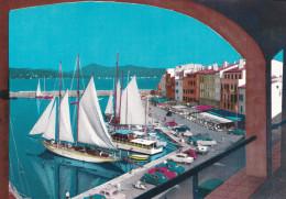 SAINT TROPEZ LE PORT ET LES YACHTS (DIL181) - Saint-Tropez