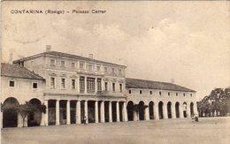 CONTARINA  Palazzo Carrer - - Rovigo