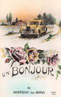 88-MARTIGNY LES BAINS-N°296-B/0095 - France