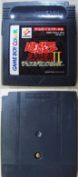 Game Boy Color Japanese :  Yu Gi Oh! Duel Monsters II  DMG-AYKJ-JPN - Nintendo Game Boy