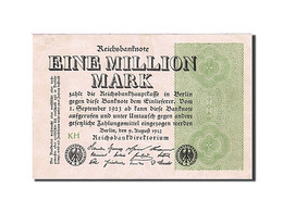 Allemagne, 1 Million Mark, 1923, KM:102d, 1923-08-09, SUP+ - [ 3] 1918-1933 : Weimar Republic