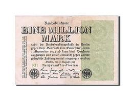 Allemagne, 1 Million Mark, 1923, KM:102d, 1923-08-09, TTB+ - [ 3] 1918-1933 : Weimar Republic