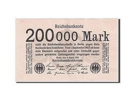 Allemagne, 200,000 Mark, 1923, KM:100, 1923-08-09, SUP - [ 3] 1918-1933: Weimarrepubliek