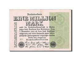 Allemagne, 1 Million Mark, 1923, KM:102d, 1923-08-09, SPL - [ 3] 1918-1933 : Weimar Republic