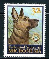 "Micronesia     ""Dog""     Set    SC# 236    MNH** - Micronésie"