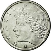 Monnaie, Brésil, 50 Centavos, 1978, SUP+, Stainless Steel, KM:580b - Brésil