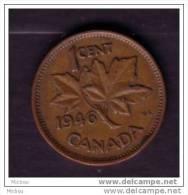 Canada, 1946, 1¢, George VI - Canada