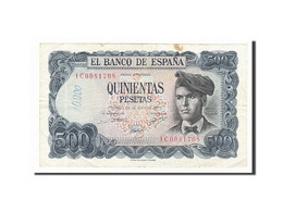 Espagne, 500 Pesetas, 1971, KM:153a, 1971-07-23, TB - [ 3] 1936-1975 : Regency Of Franco