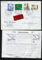 Berlin Schöne Mif.mit Inliegenden Telegramm D.Post Vor Dem Ausgabetag... S.scan-selten - Berlin (West)