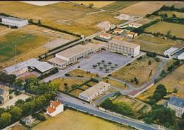 17----AULNAY-DE-SAINTONGE--C.E.S.  Internat-externat---voir 2 Scans - Aulnay