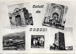 Sardegna-nuoro-saluti Da Orosei Vedute Di Orosei - Italia
