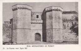 21 REAL MONASTERO DE POBLET - Tarragona