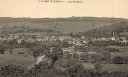 Montécheroux. Vue Générale. - France