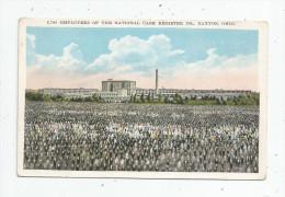 G-I-E , Cp , ETATS UNIS , Ohio , DAYTON , 6700 Employees Of The National Cash Register , Vierge , Ed : Wenger - Dayton