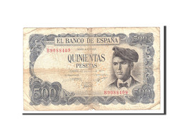 Espagne, 500 Pesetas, 1971, KM:153a, 1971-07-23, B - [ 3] 1936-1975 : Regency Of Franco