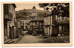 12 - Aveyron / AUBIN -- Avenue De La Gare. - France