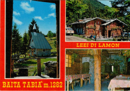 LEEI  DI  LAMON    BAITA  TABIA' M. 1282    (NUOVA) - Other Cities