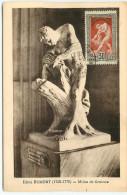 CARTE MAXIMUM FRANCE N° 185 JEUX OLYMPIQUES 1924 (olympic Games) - CACHET PARIS 18-09-1924 - Cartes-Maximum