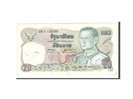 Thaïlande, 20 Baht, 1981, Undated, KM:88, TB+ - Thailand