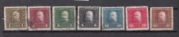 Oostenrijk 1915 Mi Nr 22,24,25,26,27,28,41 Veldpost Keizer Franz Joseph I. - Gebruikt