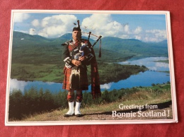 UK Greetings From Bonnie Scotland - Scotland