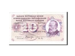 Suisse, 10 Franken, 1969, 1969-01-15, KM:45o, TTB - Suiza