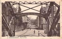 57 - Sarreguemines - Rue Du Parc - Sarreguemines