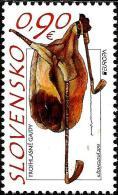 Slovakia - 2014 - Europa CEPT - Musical Instruments - Mint Stamp - Slovakia