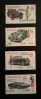 MONACO - 2000 - N° 2257 à N°2260 - Unused Stamps