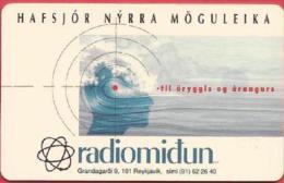 Iceland - ICE-RA-05, Radomidun, Macsea, 150U, 5,000ex, 1994, Mint - Iceland