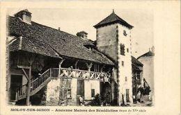 CPA MOLOY-SUR-IGNON - Ancienne Maison Des Bénédictins (115748) - France