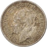 Pays-Bas, Wilhelmina I, 10 Cents, 1938, TTB+, Argent, KM:163 - [ 8] Monnaies D'or Et D'argent